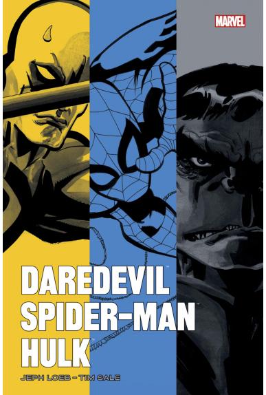 DAREDEVIL, SPIDER-MAN, HULK PAR LOEB & SALE