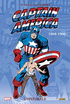 CAPTAIN AMERICA - L'INTEGRALE 1964 1966 (NED)
