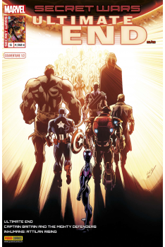 Secret Wars : Ultimate End 5 - Couverture A