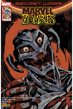 Secret Wars : Marvel Zombies 5