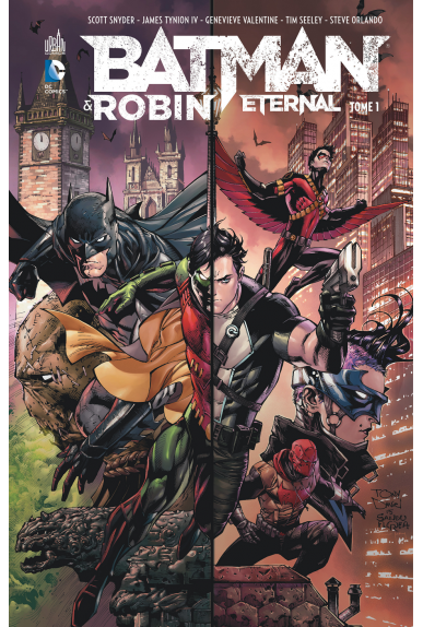 BATMAN & ROBIN ETERNAL TOME 1