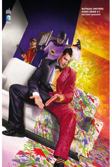 Batman Univers Hors Série 01 Variante