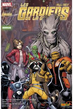 All New Les Gardiens de la Galaxie 1