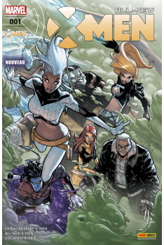 All New X-Men 1