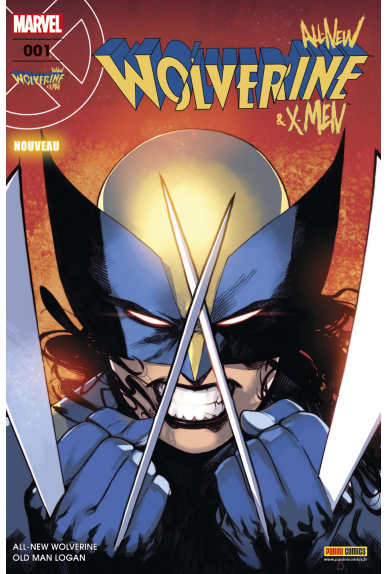 All New Wolverine & les X-Men 1