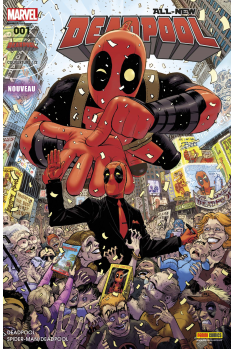 All New Deadpool 1 - Couverture A