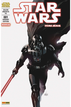STAR WARS HORS SERIE 01 Couverture B
