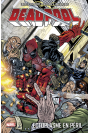 Deadpool Tome 4 - Protocole Mithras