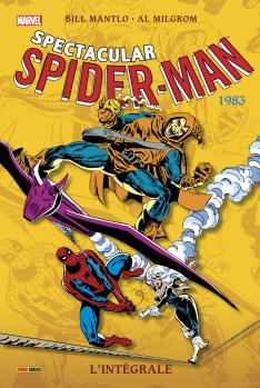 SPECTACULAR SPIDER-MAN L'INTEGRALE 1982