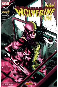 All New Wolverine & les X-Men 2 - Couverture B