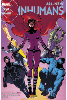 All New Inhumans 2