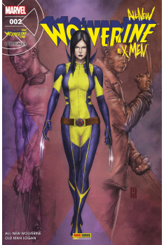 All New Wolverine & les X-Men 2 - Couverture A