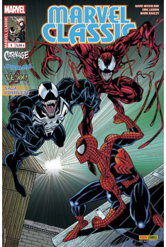 MARVEL CLASSIC 6 : SPIDER-MAN & VENOM