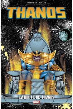 Le Défi de Thanos - Le Gant de l'Infini