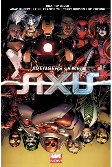 Uncanny Avengers Tome 5