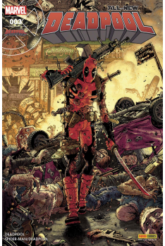 All New Deadpool 3