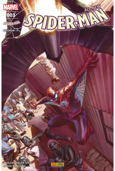 All New Spider-Man 3 - Couverture A