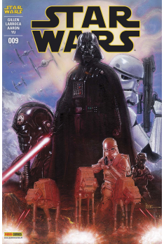 STAR WARS 09 Couverture A