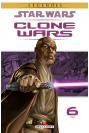 STAR WARS - CLONE WARS Tome 6 - DÉMONSTRATION DE FORCE