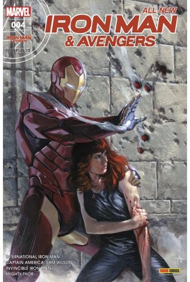 All New Iron Man & Avengers 3
