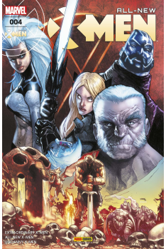 All New X-Men 4
