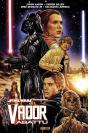 STAR WARS - DARK VADOR ABATTU