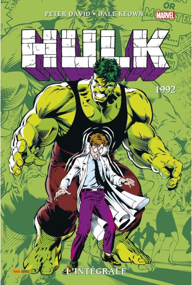 HULK L'INTEGRALE 1992