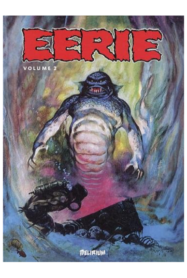 EERIE Volume 1