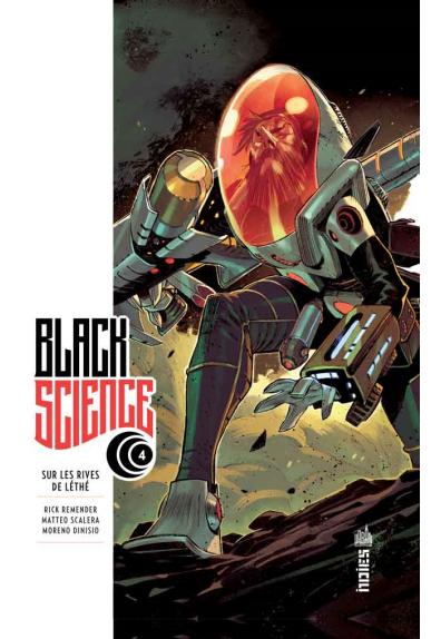 BLACK SCIENCE TOME 4