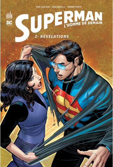 SUPERMAN : L'Homme de Demain TOME 2