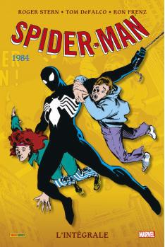 AMAZING SPIDER-MAN L'INTEGRALE 1984