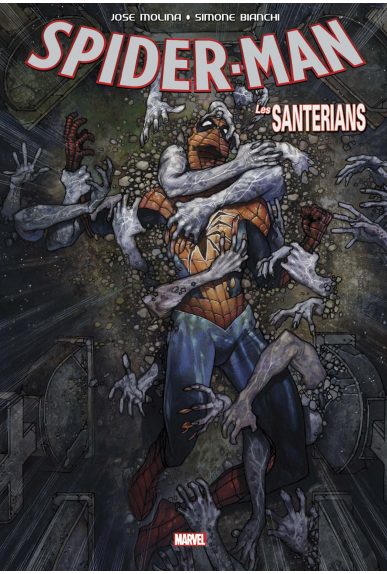 Spider-Man - Les Santerians