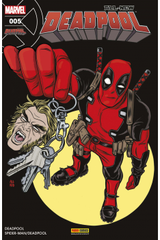 All New Deadpool 5