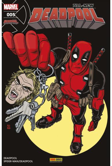 All New Deadpool 5