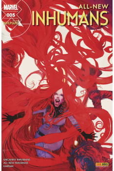 All New Inhumans 5