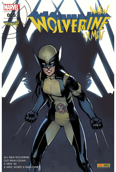 All New Wolverine & les X-Men 5