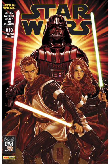 STAR WARS 10 Couverture B