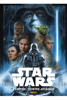 STAR WARS - L'Empire Contre-Attaque