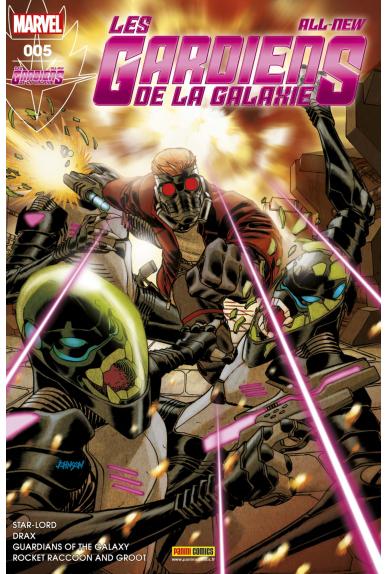 All New Les Gardiens de la Galaxie 5