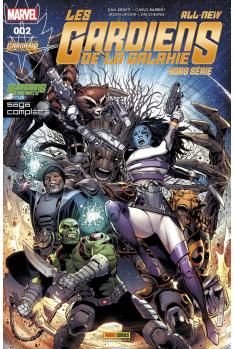 All New Les Gardiens de la Galaxie Hors Série 2