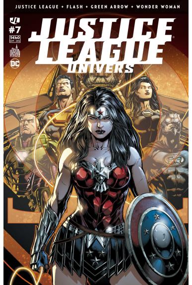 Justice League Univers 07
