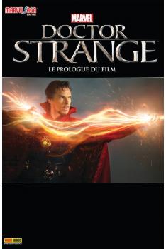 MARVEL SAGA HORS SERIE 01 (2016) : Docteur Strange, le Prologue du Film
