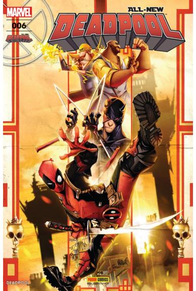 All New Deadpool 6
