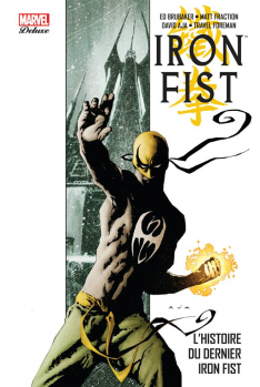 Iron Fist Volume 1
