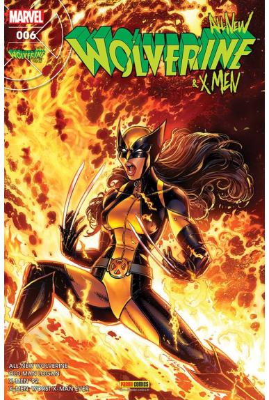 All New Wolverine & les X-Men 6
