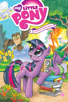 LITTLE PONY INTEGRALE TOME 1