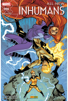 All New Inhumans 6