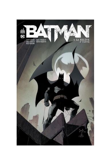 BATMAN TOME 8 - La Relève 1ere Partie