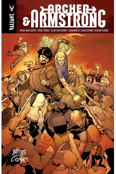 ARCHER & ARMSTRONG TOME 1