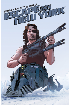 Escape from New York Tome 2